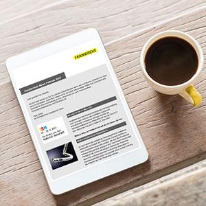 FRÄNKISCHE Rohrwerke Haustechnik Newsletter