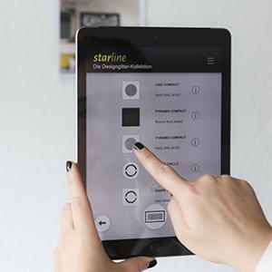 starline Designgitter App